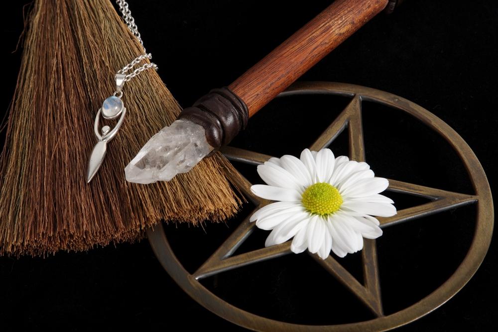 As Varinhas Mágicas Na Wicca Covenwiccabr
